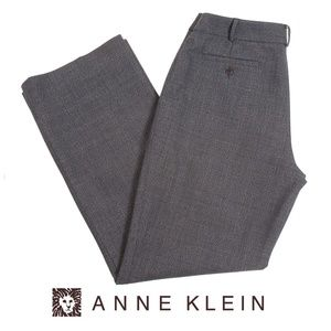 Anne Klein Stretch Wool Blend Dress Career Pants